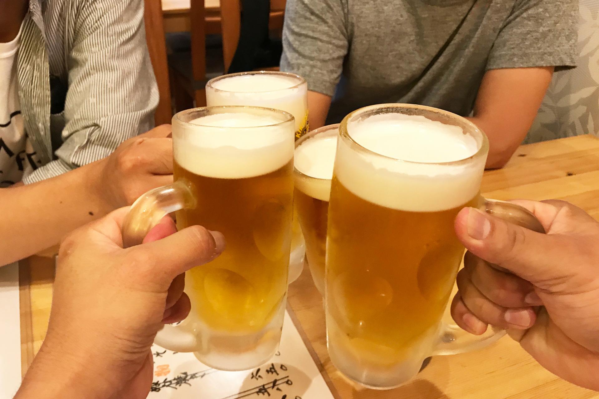 須賀川市のアークAGAクリニックがお酒とAGAの関係を解説